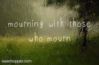mourning