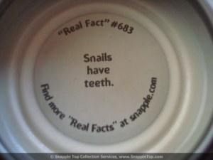 snapple fact4